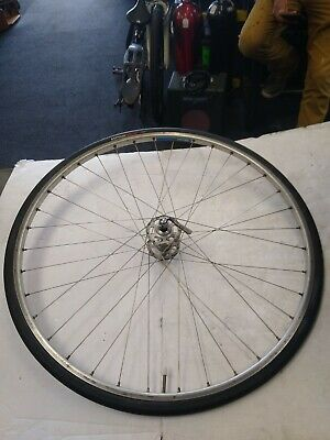 Bicycle Rim Rims Campagnolo Stheno 6082 Alloy-T6 36 Hole 26 inch NOS