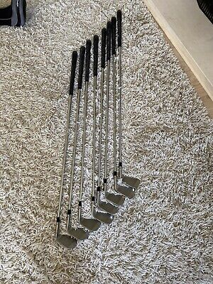 Titleist DCI 990 (Left Handed) Irons stiff shaft