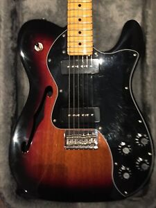 Fender Modern Player Thinline Deluxe Telecaster