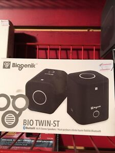 Biogenik Stereo Speakers Twin pack