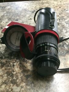 SIGMA HIGH SPEED ZOOM LENS