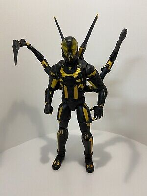 """Marvel Legends 10 Year Ant Man 2 Pack Yellow Jacket MCU 6"""""""