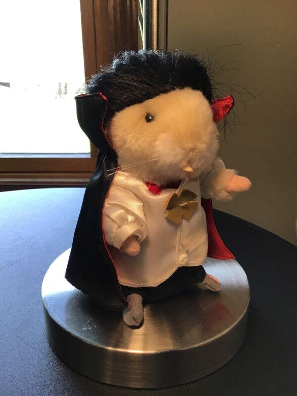 """Gemmy Dancing Hamster Vampire 2005 Sings """"Get Down Tonight"""""""