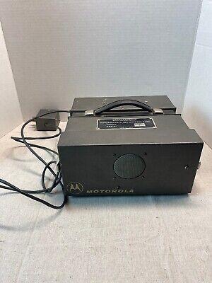 Motorola Deviation Meter Model S-1323-a Hamcb Transmitter Electronic Test Equip