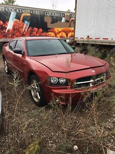 Parting out 2008 Charger 3.5 AWD