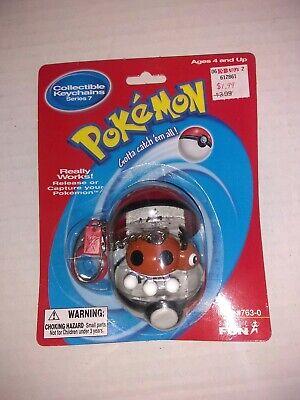 Pokemon Keychain Pokeball Ledyba Series 7 # 763-0