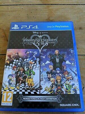 Kingdom Hearts HD 1.5 and 2.5 Remix PlayStation 4, Ps4