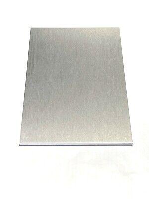 Aluminum Sheet Plate 15 X 36 5052 .125 Pvc Protection New 18