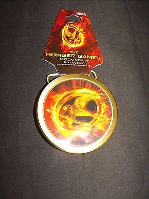Hunger Games Mockingjay Belt Buckle New Neca 2012 Lions Gate Films Inc  L  K