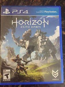 Horizon Zero Dawn -PS4