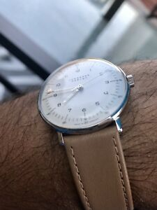 Junghans Max Bill German Automatic Watch - 027/3701