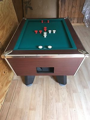 New Great American Recreation Equipment, inc. Bumper Pool Table