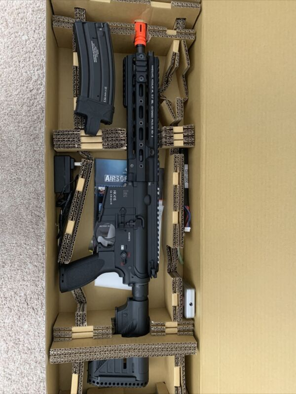 airsoft vfc avalon HK 416a5 with HAO/Geissele rail