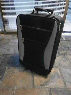 Ultra light softshell carry-on luggage bag