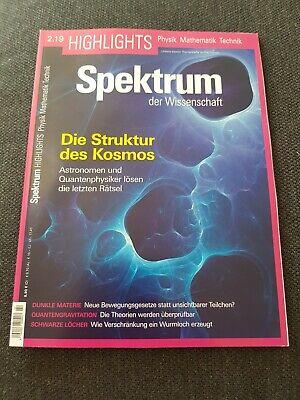 chaft Highlights 2.19 Die Struktur des Kosmos NEU (Highlights Bücher)