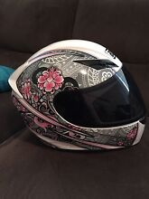 Motorbike Helmet - Ladies AGV size XS Adamstown Heights Newcastle Area Preview