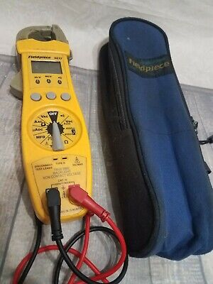 Fieldpiece Sc77 True Rms Hvacr Clamp Meter