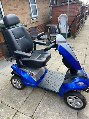 Kymco Maxer Mobility Scooter - Hardly Used