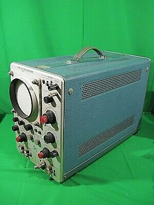 Tektronix Type 503 Oscilloscope Works