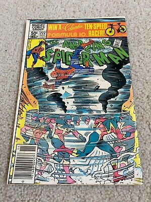 Amazing Spider-Man 222 VG 4.0 1st Speed Demon Mary Jane J.Jonah Jameson