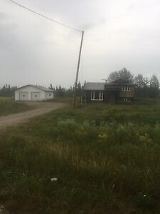 20 acres within city limits near cochrane, ON