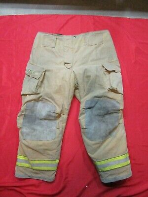 48 X 30 Cairns Reaxtion Firefighter Pants Bunker Turnout Fire Gear Rescue Towing