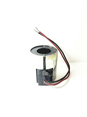 Parker Solenoid Valve Coil Ser 6 8 Wire Leads 12v Dc Size 1 494354
