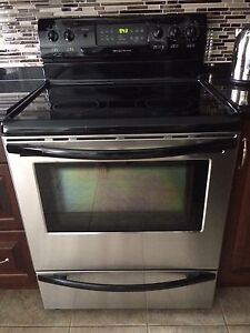Frigidaire stainless steel Gallery Series stove