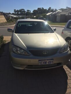 2006 Toyota Camry altise limited
