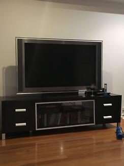 Sony TV+ TV cabinet + DVD player