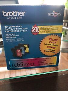 Unused Printer ink cartridges