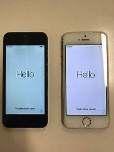 Iphone 5 & Iphone 5s Strathfield Strathfield Area Preview