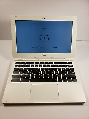 Acer Chromebook 11 cb3-111-c670 White, in very good condition