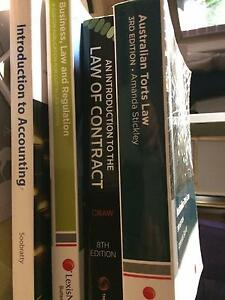 Law & Commerce Textbooks for Sale! Joondalup Joondalup Area Preview