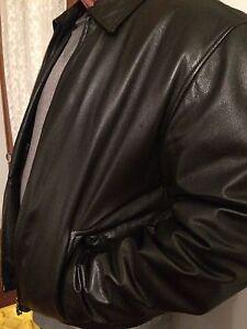 Men's Large Leather Jacket  London Ontario image 5