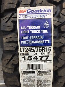 Looking to Sell A Bunch of Single Truck and Car Tires