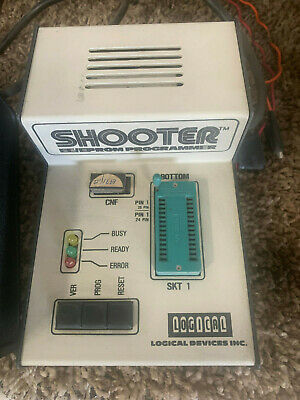 Logical Devices Shooter Eeeprom Programmer