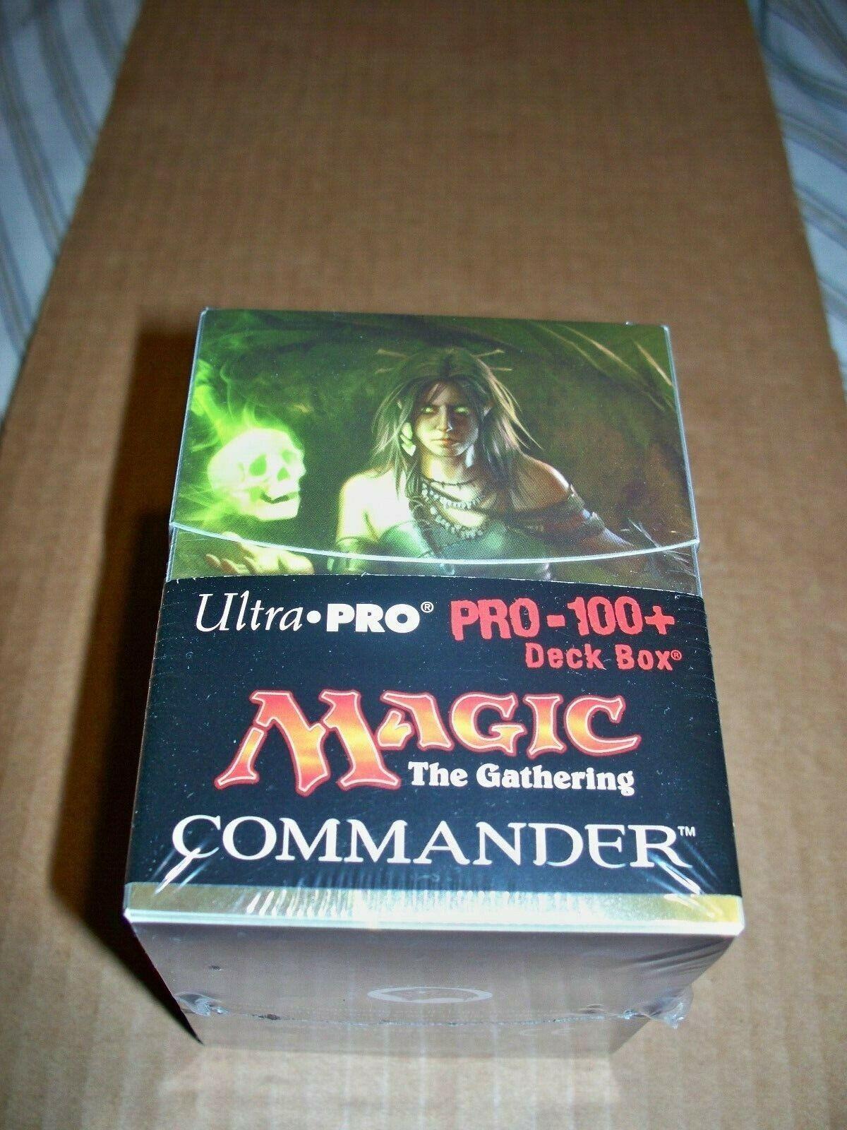 Ultra Pro Commander Meren of Clan Nel Toth PRO-100+ Card Dec