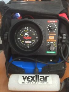 Vexilar ice fishing sonar/flasher