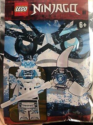 Lego Ninjago Ice Emperor Mini Figure Polybag