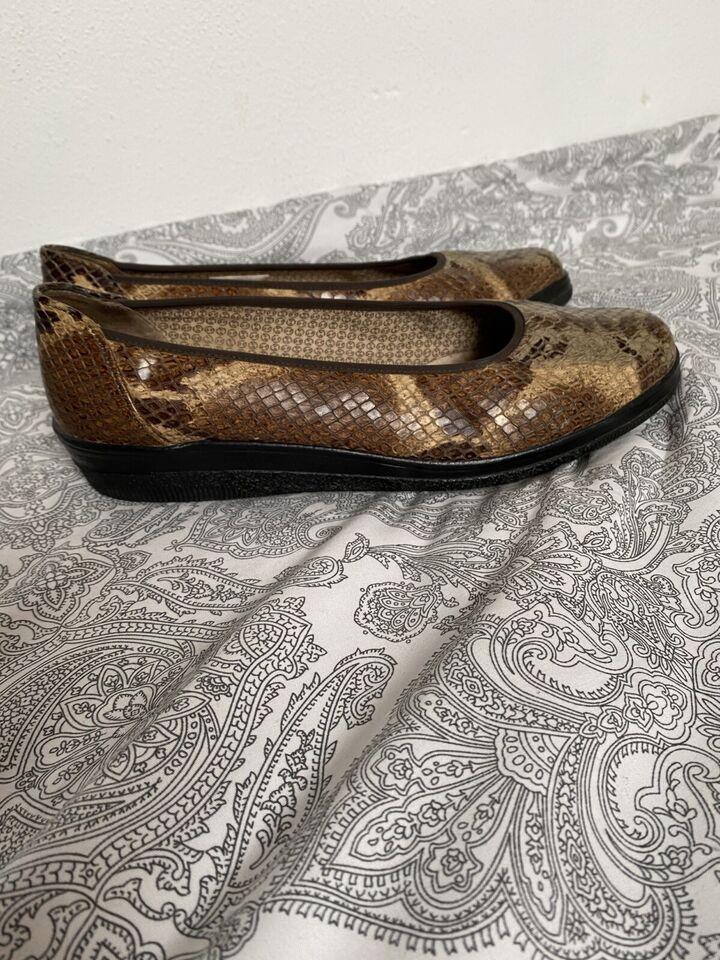 Schuhe mit Keilabsatz von Gabor Gr. 6,5 in Bayern - Straubing