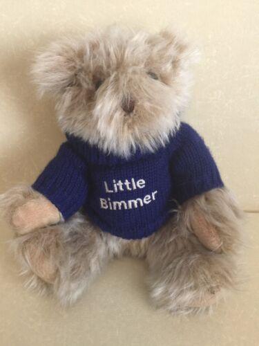 BMW : LITTLE BIMMER TEDDY BEAR