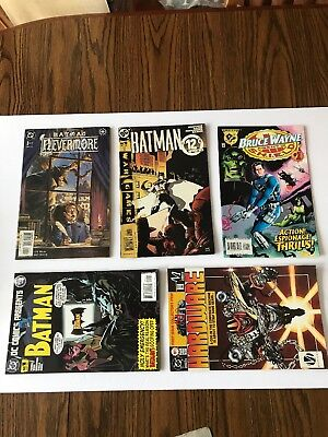 Comic Book Lot Of #1's,  47 Number Ones From DC, Marvel, Image, And Others.  Lot