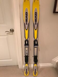 Jr Head downhill skiis - 135 cm