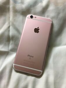 Rose Gold iPhone 6s // 16GB