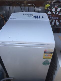 Fisher and paykel 6kg washer washing machines dryers gumtree washing machine fisher paykel compact washer fandeluxe Image collections