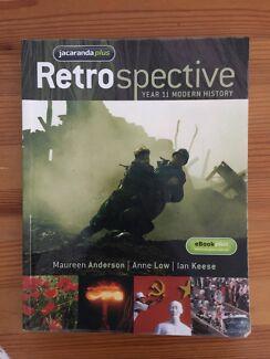 Retrospective Modern History (Prelim HSC Textbook)