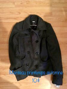 Petit manteau automne