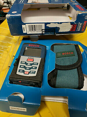 Bosch Glr225 Laser Distance Measureropen Box
