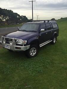 2002 Toyota Hilux SR5 4x4 Ute Highton Geelong City Preview